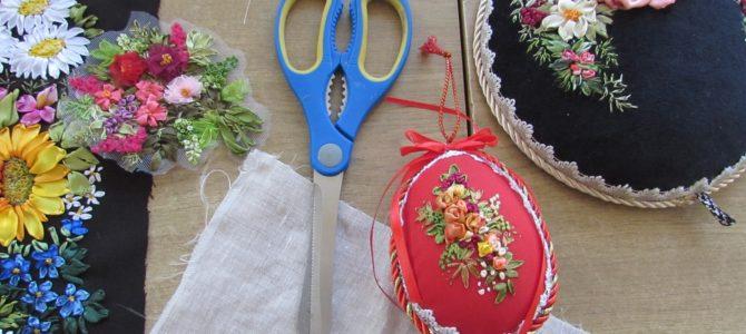 Мастер-классы «Вышивка лентами» и «Изготовление кожаного браслета»
