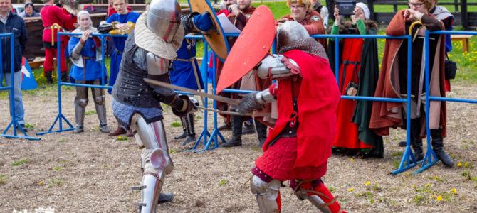 XIX фестиваль славянских боевых искусств «Неманский рубеж»